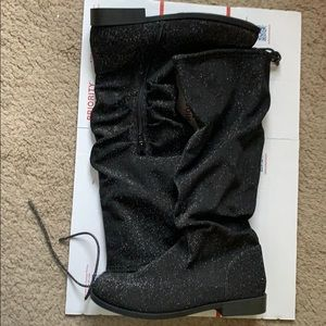 Justice boots!